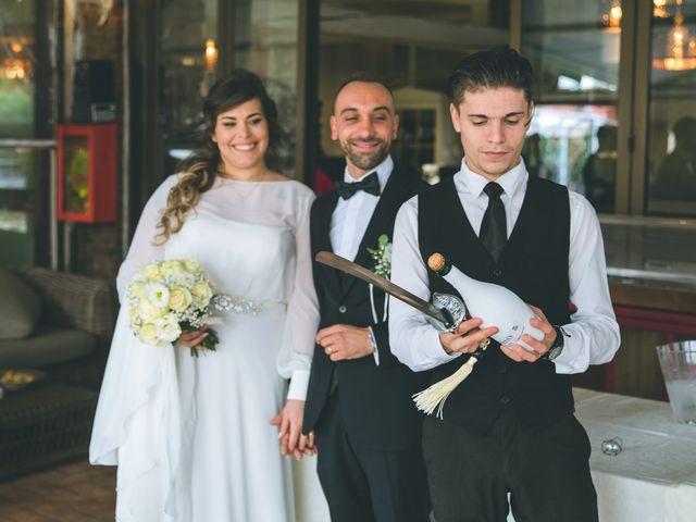 Il matrimonio di Valerio e Francesca a Arcore, Monza e Brianza 149