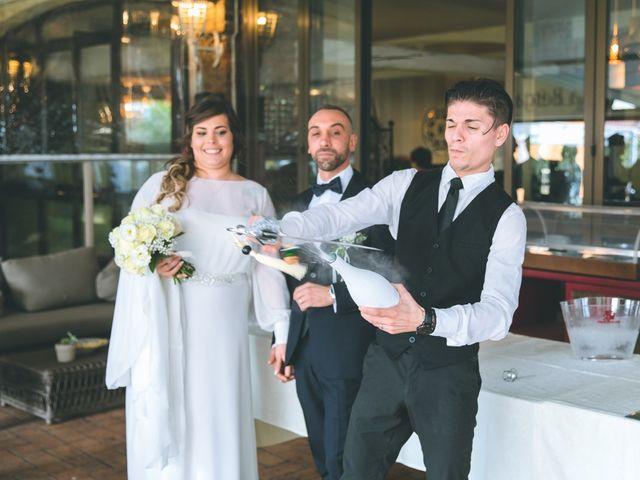 Il matrimonio di Valerio e Francesca a Arcore, Monza e Brianza 150