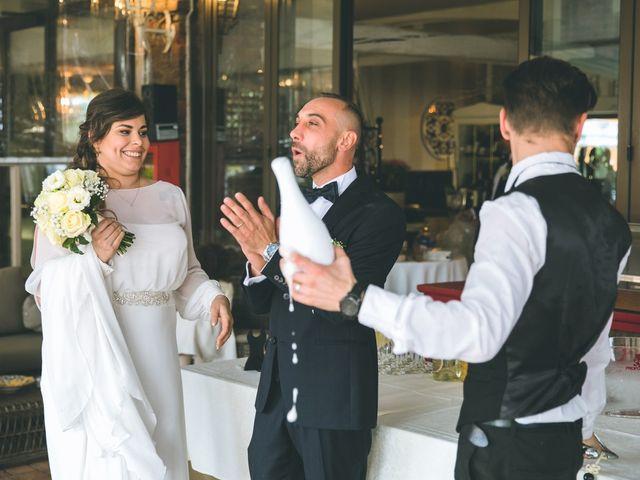 Il matrimonio di Valerio e Francesca a Arcore, Monza e Brianza 151