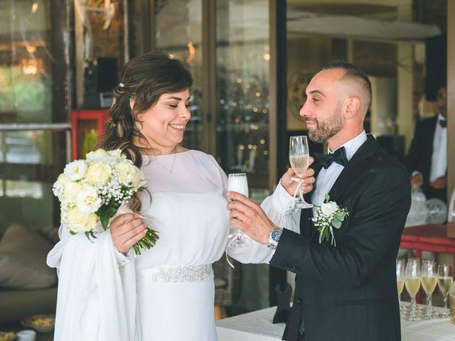 Il matrimonio di Valerio e Francesca a Arcore, Monza e Brianza 152