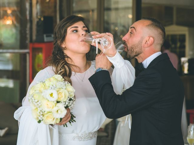 Il matrimonio di Valerio e Francesca a Arcore, Monza e Brianza 153