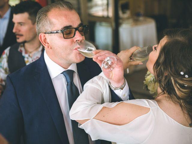 Il matrimonio di Valerio e Francesca a Arcore, Monza e Brianza 154