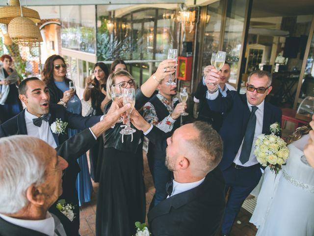 Il matrimonio di Valerio e Francesca a Arcore, Monza e Brianza 155