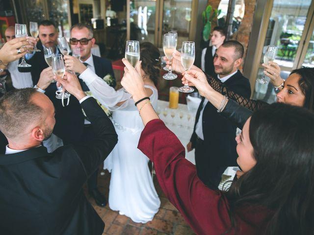 Il matrimonio di Valerio e Francesca a Arcore, Monza e Brianza 156