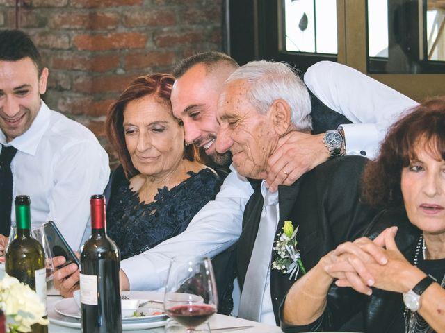 Il matrimonio di Valerio e Francesca a Arcore, Monza e Brianza 170
