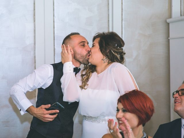 Il matrimonio di Valerio e Francesca a Arcore, Monza e Brianza 173