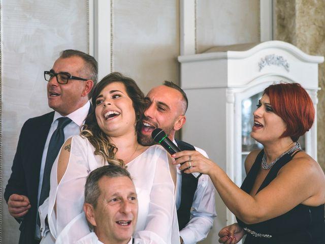 Il matrimonio di Valerio e Francesca a Arcore, Monza e Brianza 176