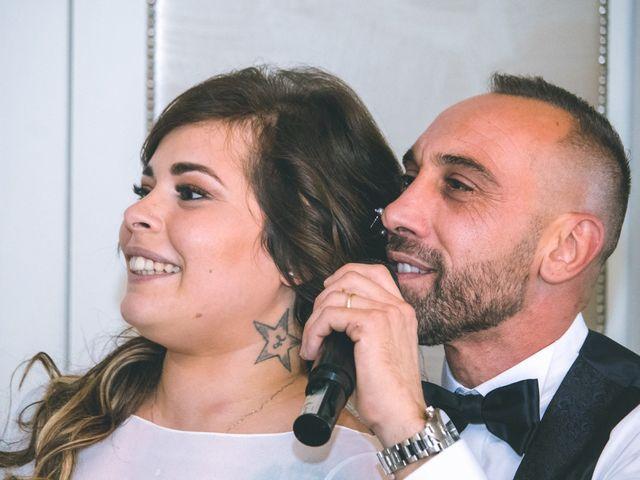 Il matrimonio di Valerio e Francesca a Arcore, Monza e Brianza 178