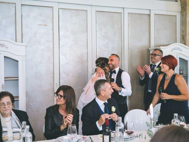 Il matrimonio di Valerio e Francesca a Arcore, Monza e Brianza 179