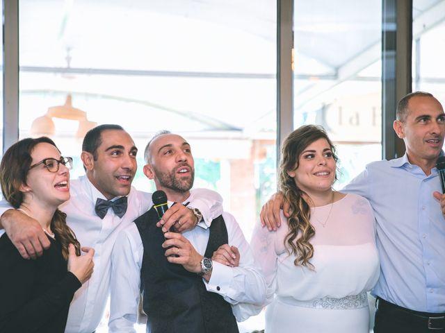 Il matrimonio di Valerio e Francesca a Arcore, Monza e Brianza 185