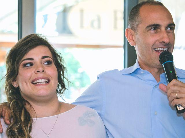 Il matrimonio di Valerio e Francesca a Arcore, Monza e Brianza 187