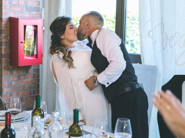 Il matrimonio di Valerio e Francesca a Arcore, Monza e Brianza 200