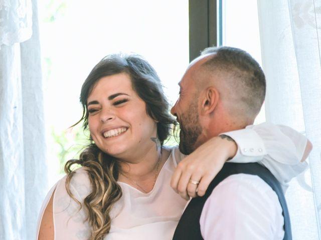Il matrimonio di Valerio e Francesca a Arcore, Monza e Brianza 201