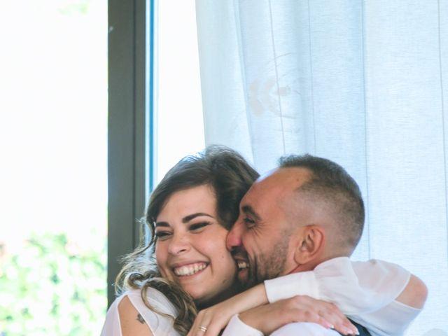 Il matrimonio di Valerio e Francesca a Arcore, Monza e Brianza 202