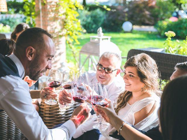 Il matrimonio di Valerio e Francesca a Arcore, Monza e Brianza 204
