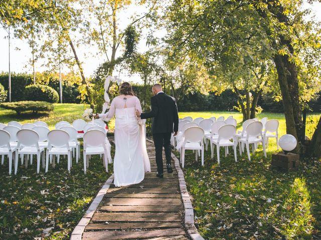 Il matrimonio di Valerio e Francesca a Arcore, Monza e Brianza 205
