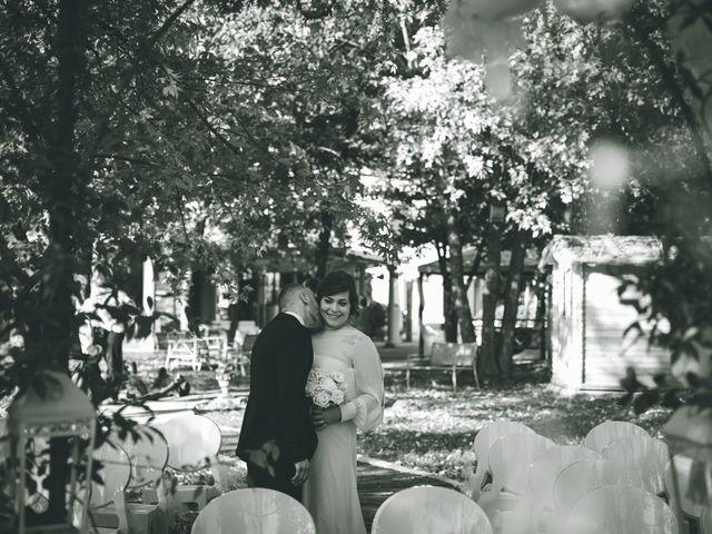 Il matrimonio di Valerio e Francesca a Arcore, Monza e Brianza 206