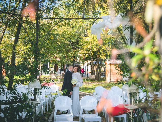Il matrimonio di Valerio e Francesca a Arcore, Monza e Brianza 207