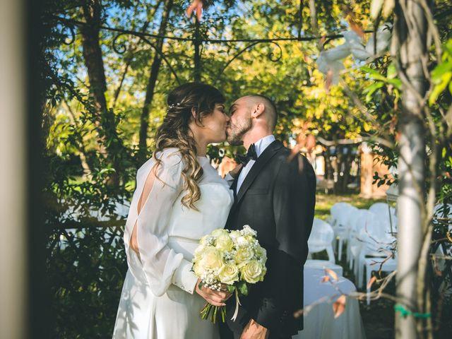 Il matrimonio di Valerio e Francesca a Arcore, Monza e Brianza 208