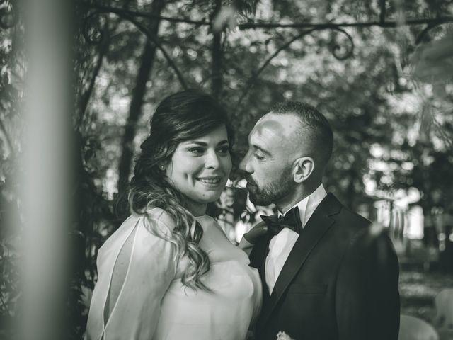 Il matrimonio di Valerio e Francesca a Arcore, Monza e Brianza 210