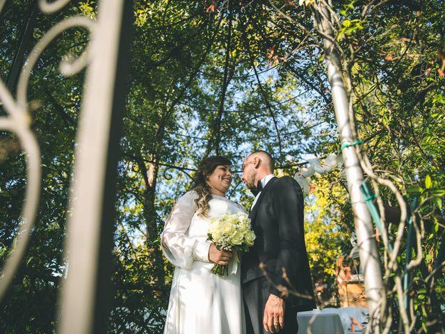 Il matrimonio di Valerio e Francesca a Arcore, Monza e Brianza 213