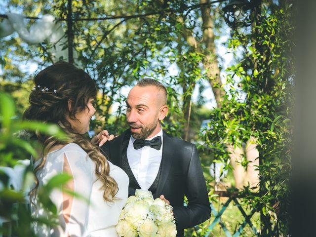 Il matrimonio di Valerio e Francesca a Arcore, Monza e Brianza 214