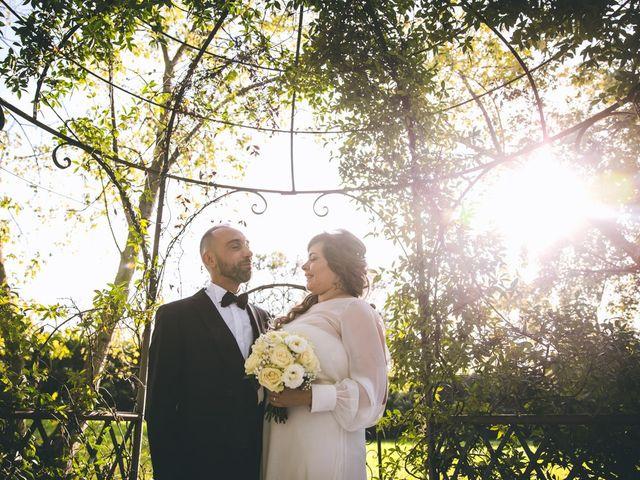 Il matrimonio di Valerio e Francesca a Arcore, Monza e Brianza 216