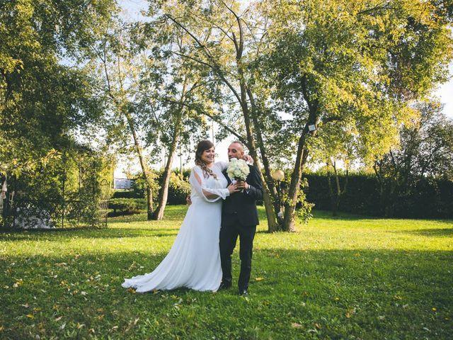 Il matrimonio di Valerio e Francesca a Arcore, Monza e Brianza 218