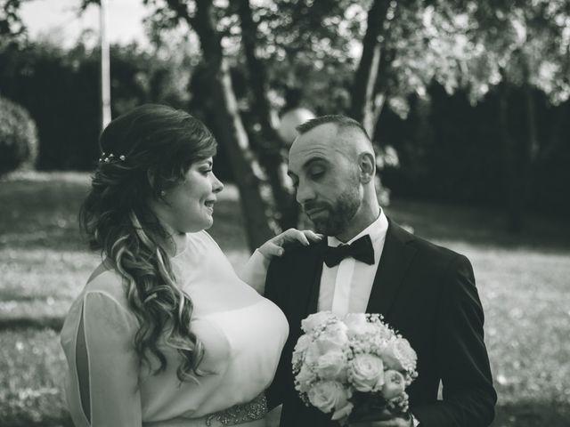Il matrimonio di Valerio e Francesca a Arcore, Monza e Brianza 219