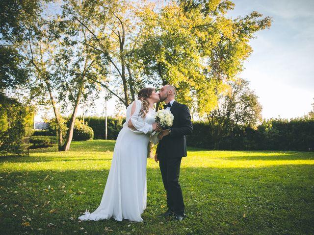 Il matrimonio di Valerio e Francesca a Arcore, Monza e Brianza 220