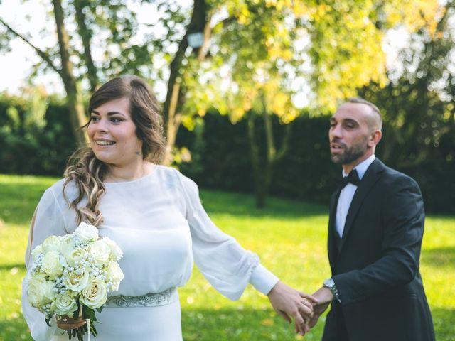 Il matrimonio di Valerio e Francesca a Arcore, Monza e Brianza 221