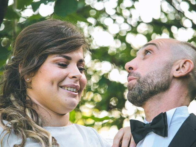 Il matrimonio di Valerio e Francesca a Arcore, Monza e Brianza 224