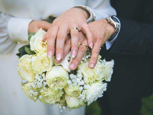 Il matrimonio di Valerio e Francesca a Arcore, Monza e Brianza 225