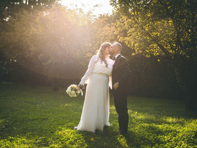Il matrimonio di Valerio e Francesca a Arcore, Monza e Brianza 228