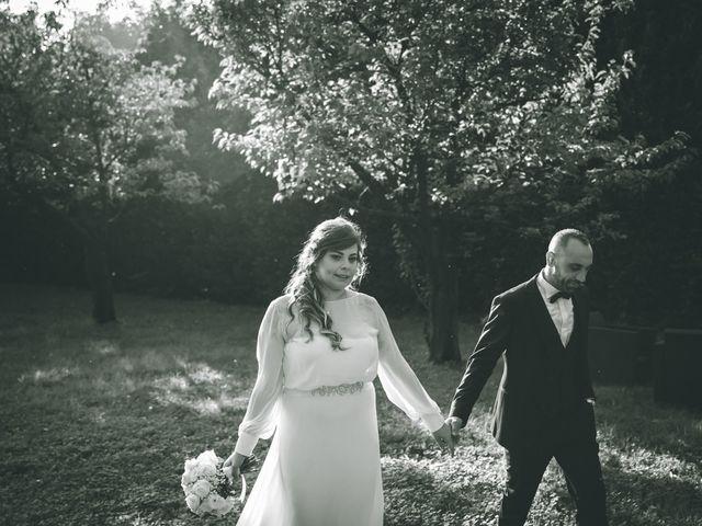 Il matrimonio di Valerio e Francesca a Arcore, Monza e Brianza 229