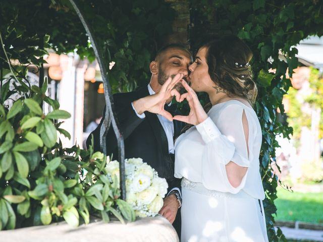Il matrimonio di Valerio e Francesca a Arcore, Monza e Brianza 237