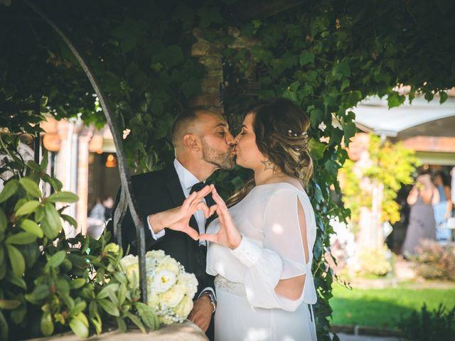 Il matrimonio di Valerio e Francesca a Arcore, Monza e Brianza 2