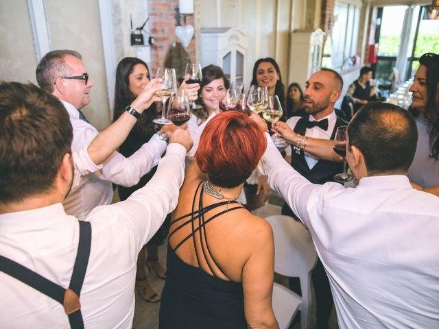 Il matrimonio di Valerio e Francesca a Arcore, Monza e Brianza 248