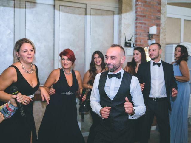 Il matrimonio di Valerio e Francesca a Arcore, Monza e Brianza 256