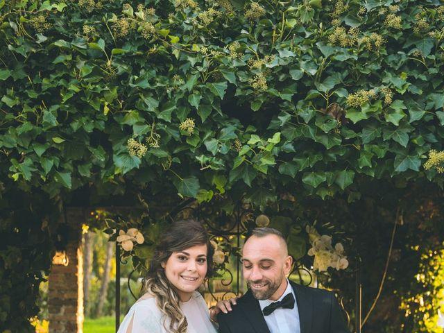 Il matrimonio di Valerio e Francesca a Arcore, Monza e Brianza 260