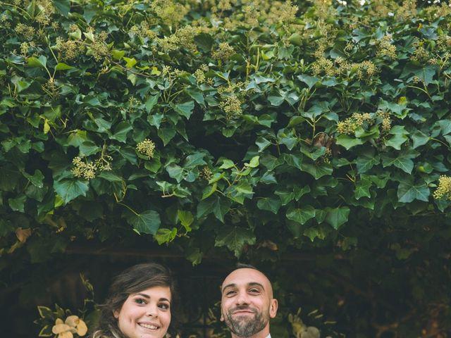 Il matrimonio di Valerio e Francesca a Arcore, Monza e Brianza 261