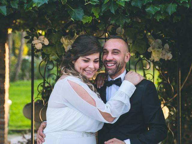 Il matrimonio di Valerio e Francesca a Arcore, Monza e Brianza 265
