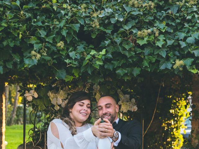 Il matrimonio di Valerio e Francesca a Arcore, Monza e Brianza 266