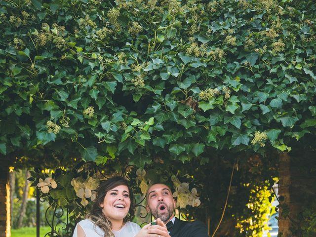 Il matrimonio di Valerio e Francesca a Arcore, Monza e Brianza 267