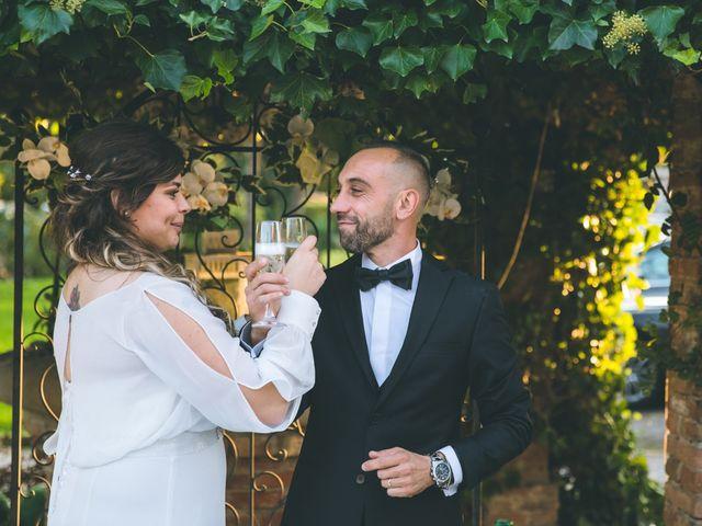 Il matrimonio di Valerio e Francesca a Arcore, Monza e Brianza 268