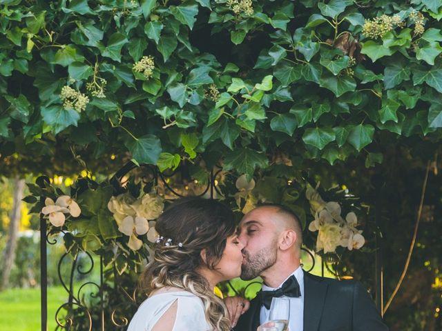 Il matrimonio di Valerio e Francesca a Arcore, Monza e Brianza 270