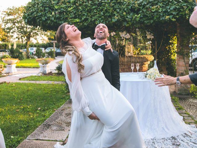 Il matrimonio di Valerio e Francesca a Arcore, Monza e Brianza 272