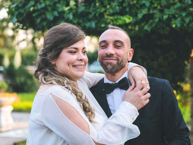 Il matrimonio di Valerio e Francesca a Arcore, Monza e Brianza 273