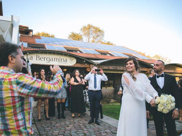 Il matrimonio di Valerio e Francesca a Arcore, Monza e Brianza 274