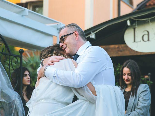 Il matrimonio di Valerio e Francesca a Arcore, Monza e Brianza 280